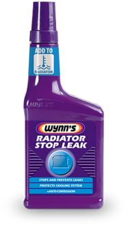 Wynns Radiator Stop Leak 325 ml. utěsňovač chladiče
